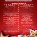 Contenido Cesta Navidad Alboroque Norte y Sur