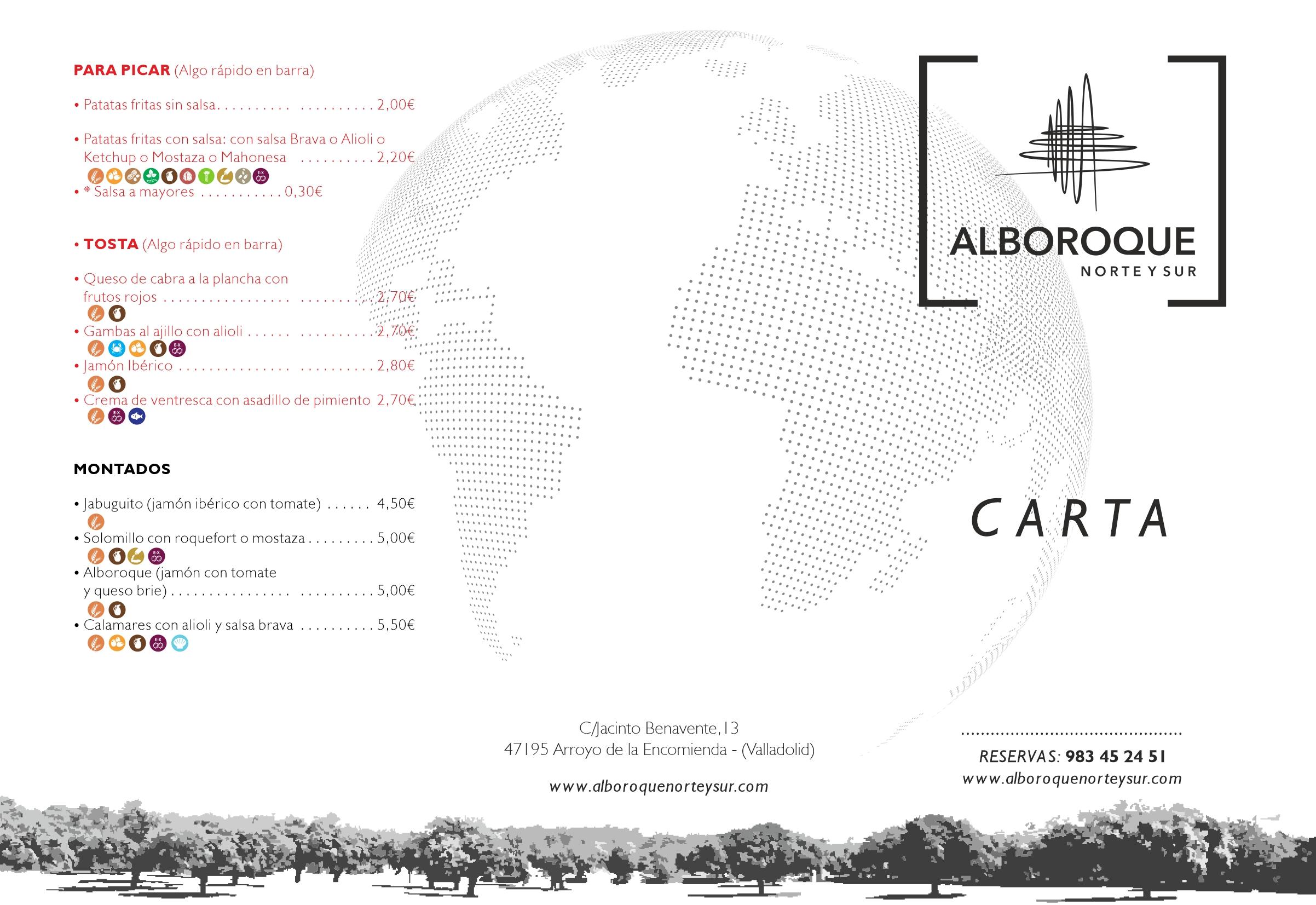Alboroque Norte y Sur carta2 feb2020